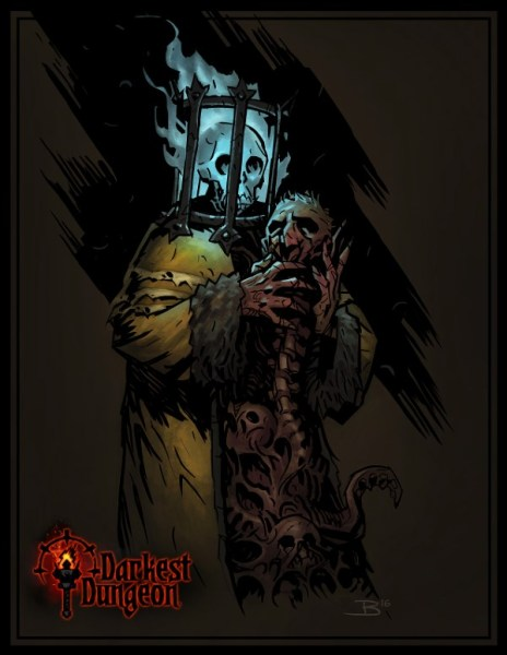 Mini Boss Kolekcjoner Darkest Dungeon