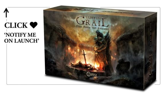 Tainted Grail kickstarter draft 3