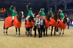 Markel Champions Challenge in aid of Injured Jockeys fund Winners - Flat Jockeys