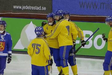 TV: Sverige fick kämpa för segern mot Finland