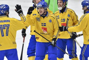 """Sverige till semifinal – efter sanslös målfest: """"Likadant i innebandy-VM"""""""