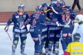 Så gick det i lördagens kvartsfinaler – Villa krossade Vänersborg på nytt