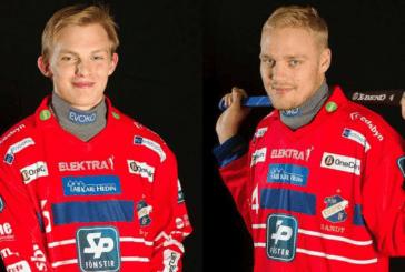 """Edsbyn förlänger med duo: """"Kändes helt rätt"""""""