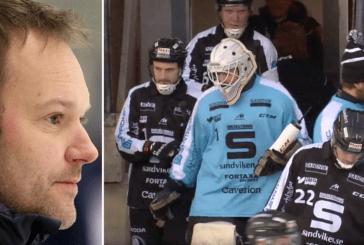 """Muhrén efter Sandvikens finalförlust: """"Kommer inte upp i den standard vi behöver göra"""""""