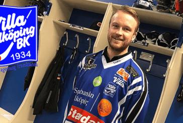 """Johan Löfstedt klar för Villa: """"Många saker som tilltalar med Villa"""""""