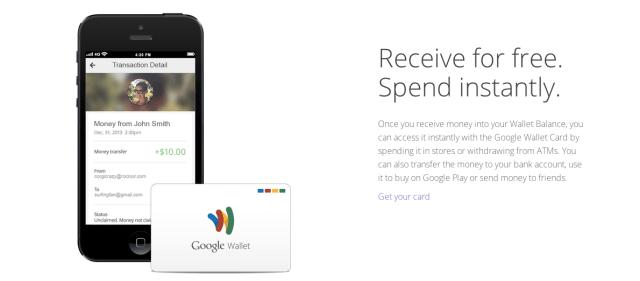 Freebie Friday: Google Wallet Card - Bane Tech