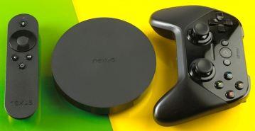 Nexus Player and Gamepad