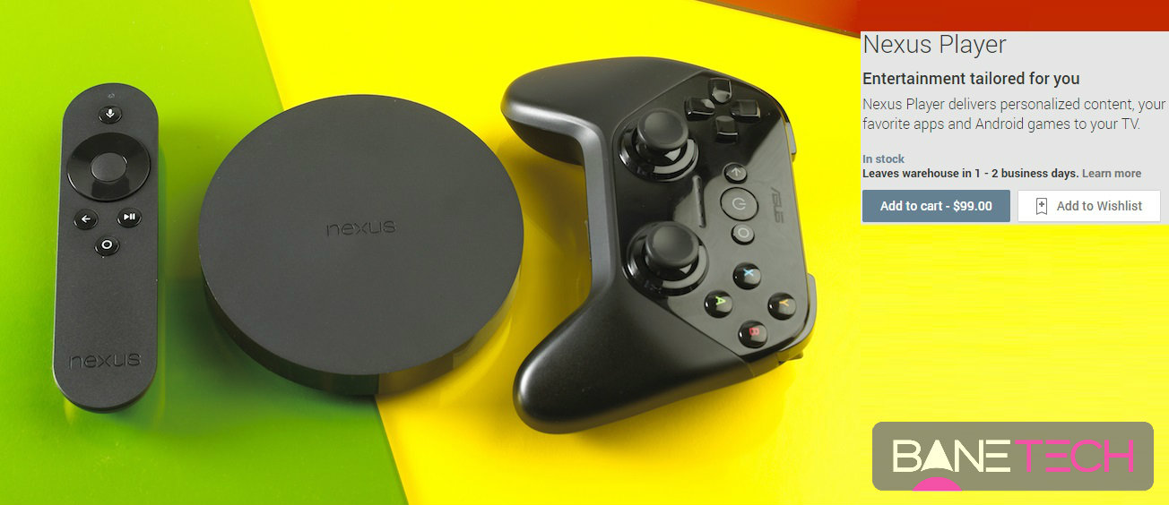 CES 2015 Android TV (The Google Experience in your living room)