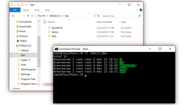 Bash-on-Windows-10