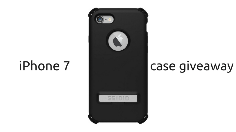 iPhone 7 case giveaway