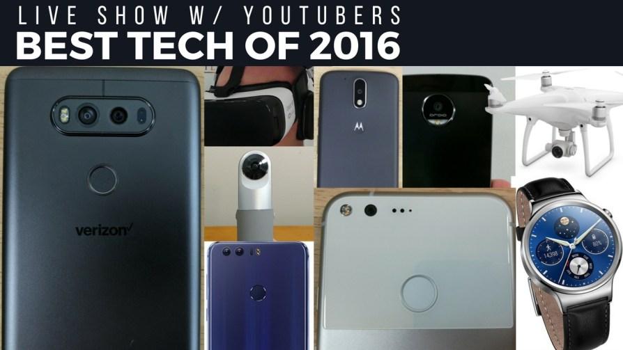 Best tech of 2016