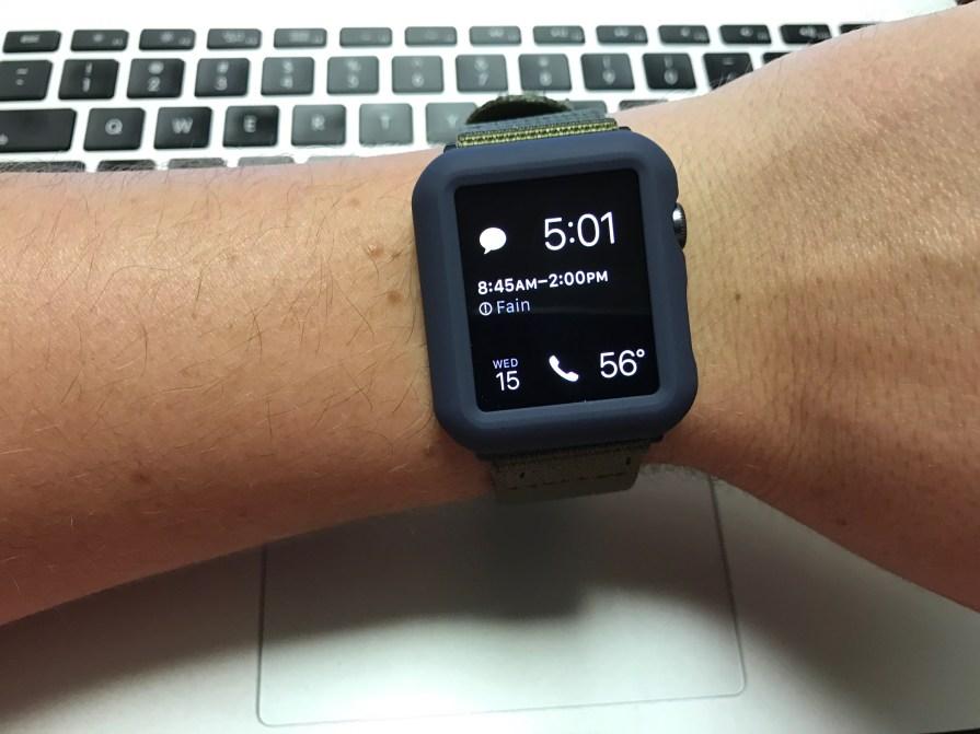Apple Watch My Face