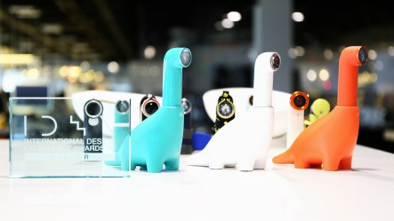 6_Showcasing the HTC RE product line