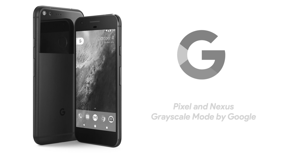 Enable Grayscale Mode on your Pixel or nexus device - No Root Needed