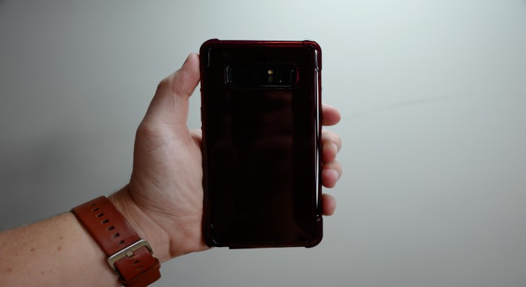 Note8 Case Review: UAG Plyo Series