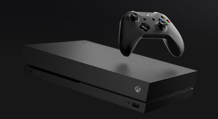 Pre-order the Xbox One X now