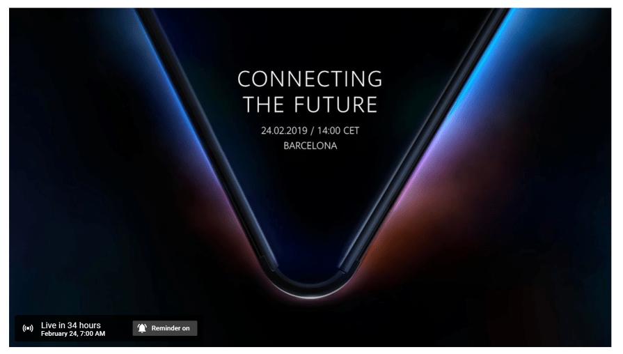 Huawei MWC Livestream