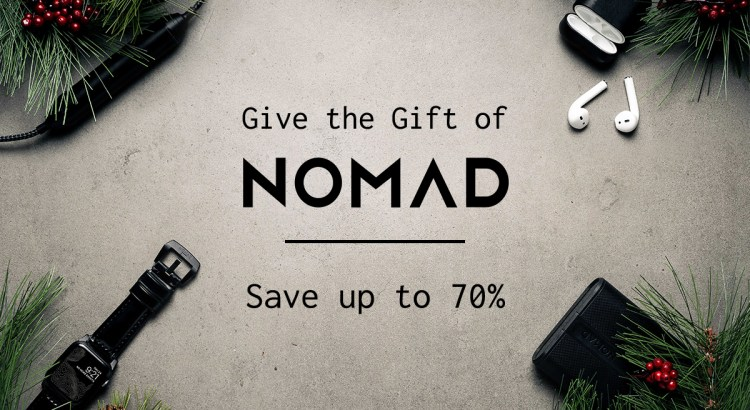 Nomad tech accessories Black Friday Deals