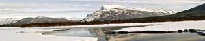 Mount Rundle Vermillion Lakes Banff National Park
