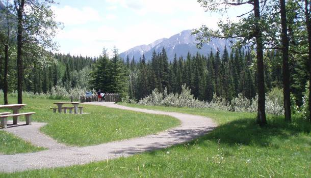 Muleshoe Picnic Area, Banffd National Park