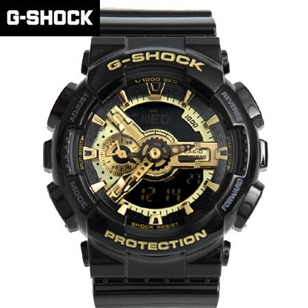 最經典的黑金G-SHOCK手錶