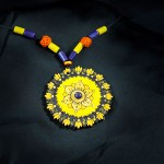 Circle Necklace-4