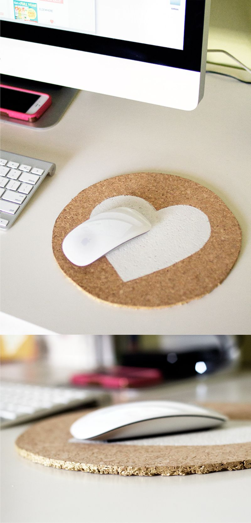 DIY - Porta mouse pad