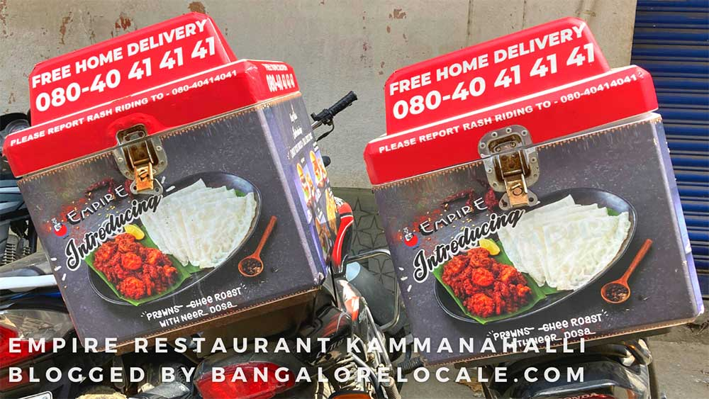 Empire Restaurant Contact Number