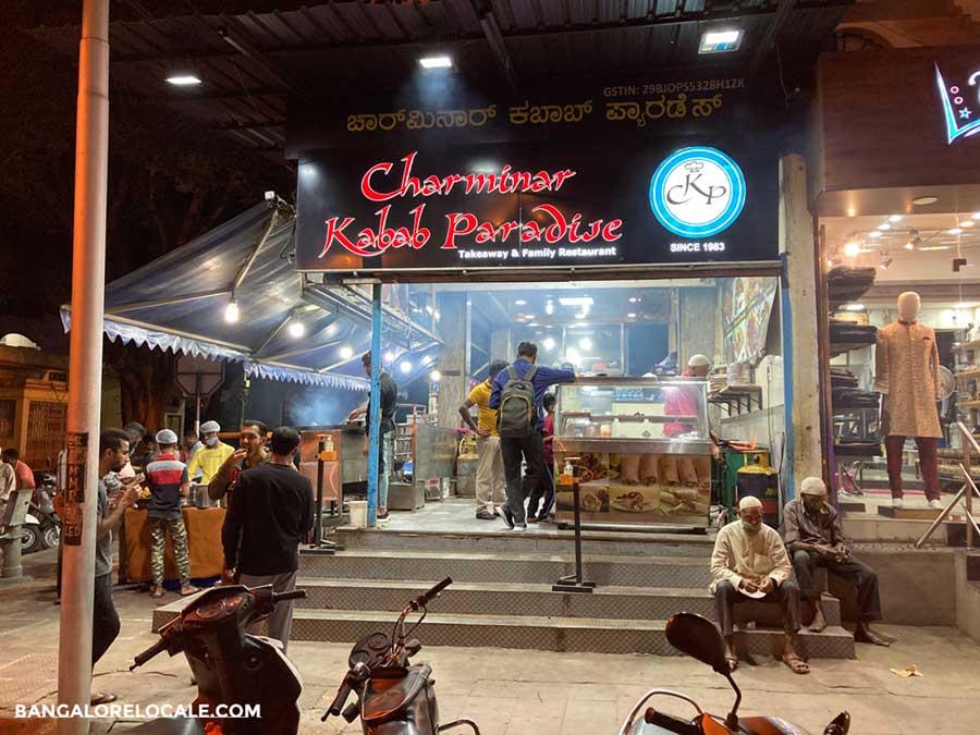 Charminar Kabab Paradise
