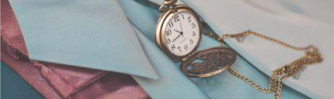 Addah Belle's Pocket Watch