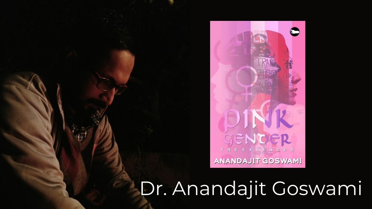 Dr. Anandajit Goswami: The journey from Associate Professor to an Award-Winning Author