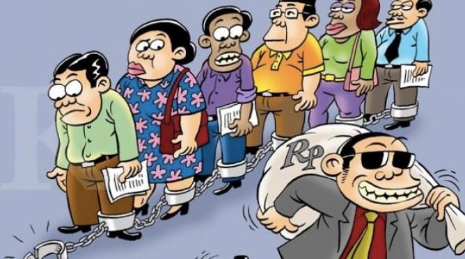 Bagaimana ciri-ciri investasi bodong? Ini penjelasan OJK di Bogor
