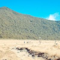 Catatan Perjalanan Ekspedisi DJKN 2012 ke GUNUNG GEDE