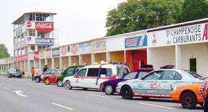 Banger Rally F1