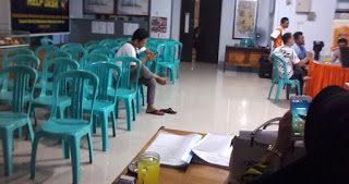 Puluhan Peserta Seleksi Calon PPS Telah Menyerahkan Berkas di KPU Banggai
