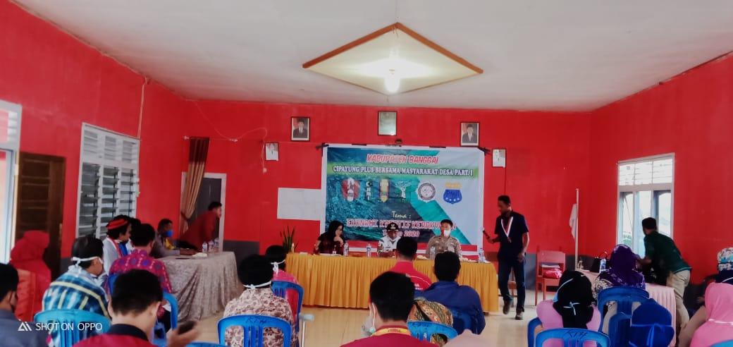 Kelompok Cipayung Plus Gagas Program Peningkatan SDM Desa