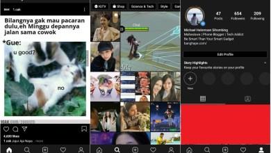 Photo of Cara Aktifkan Dark Mode Instagram pada Smartphone Kamu