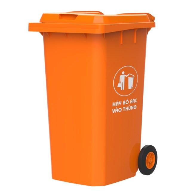 Giá thùng rác nhựa Duy Tân