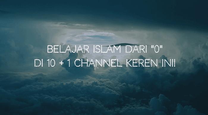 belajar islam salaf ahlussunnah di youtube