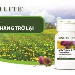 Thực Phẩm Bổ Gan Của Amway Nutrilite Milk Thistle Dandelion