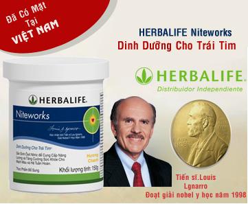 Herbalife Niteworks giá bao nhiêu tiền
