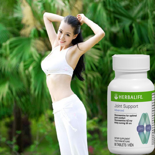 Glucosamine Herbalife Joint Support Advanced có tốt không