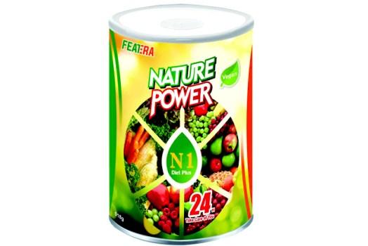 Dinh Dưỡng Toàn Diện Nature Power N1 Diet Plus Featera 3H Global