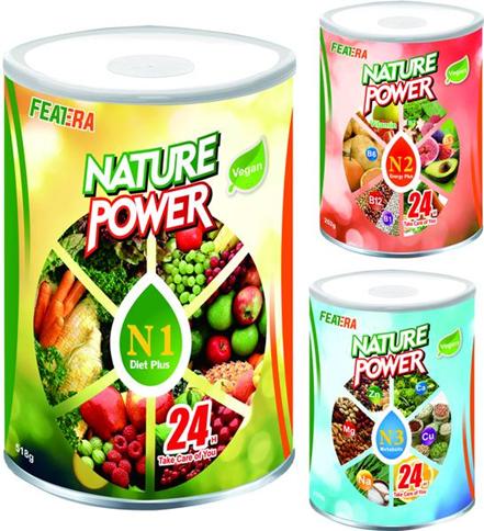 bộ Nature Power của Featera 3H Global Bán ở đâu giá rẻ nhất