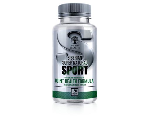 Siberian supernatural sport Glucosamine and Chondroitin