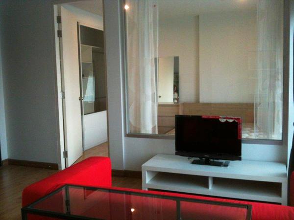 Parkland Taksin Thapra - 1 bedroom apartment for rent near Pho Nimit BTS
