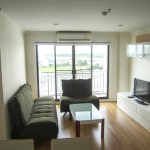 Lumpini Place Narathiwat Chaopraya – riverside condo for rent in Yannawa, Bangkok | shuttle service to city center