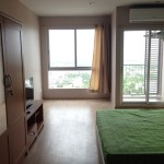 Casa Ratchada Thapra – studio condo for rent near Talad plu BTS, 12k