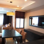 Sathorn Gardens – 1BR condo for rent near Lumpini MRT, 36k