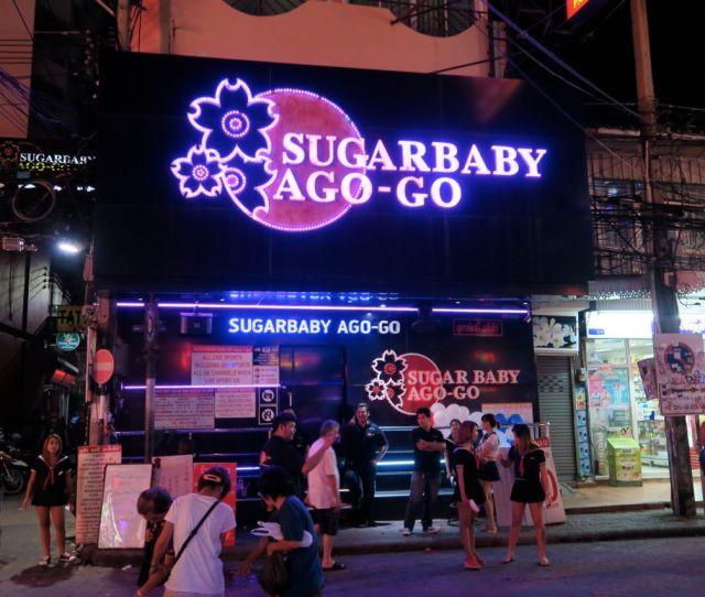 Sugarbaby Pattaya Gogo Bar Review